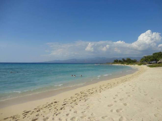 Ancón beach fot. Tanja More