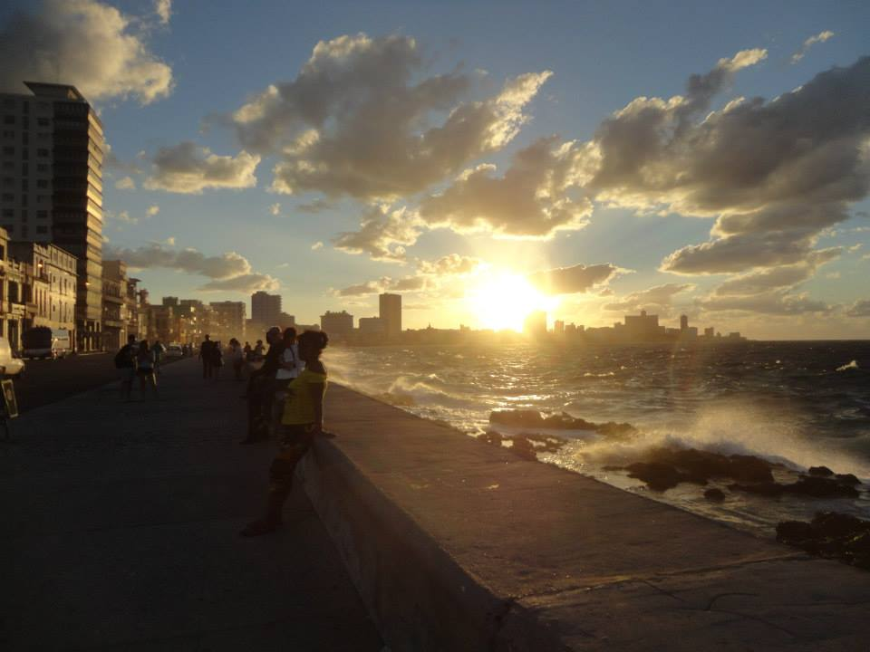 Malecón fot. Tanja More